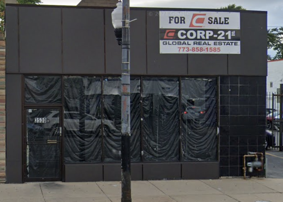 Mysterious new restaurant is coming to Chicago Lawn