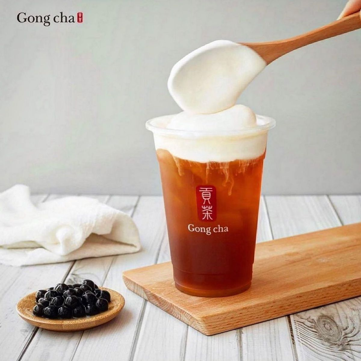 Gong Cha to Open First Corporate-Owned U.S. Store in Naperville
