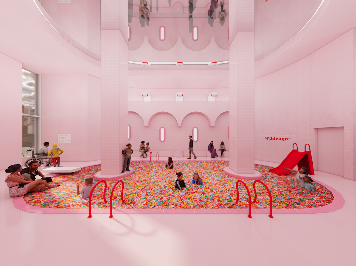 Museum of Ice Cream's Immersive Experience Heads to Chicago